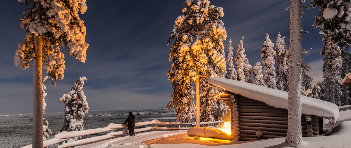 Winter holidays Lapland