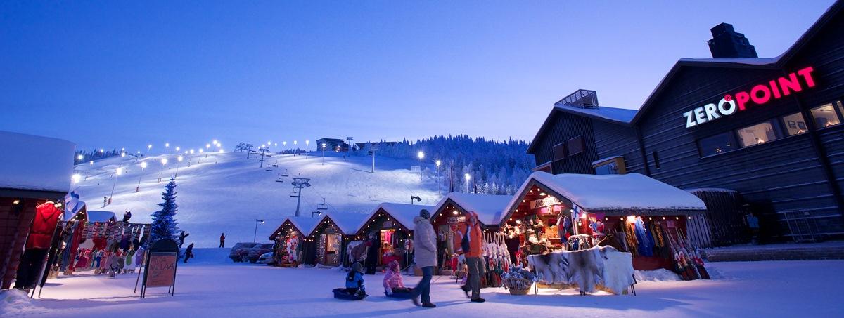 Lapland Ski Holidays In Finland Levi Yllas Pyha Saariselka