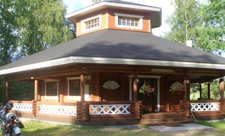 Finland holiday cottage ID-1100