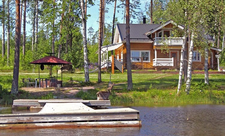 Finland holiday cottage ID-1145