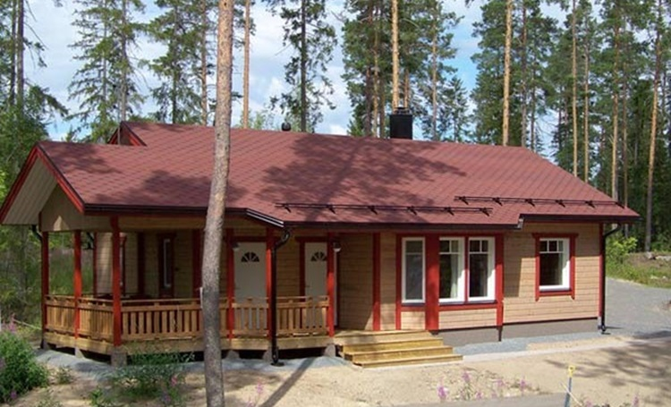 Finland holiday cottage ID-1237