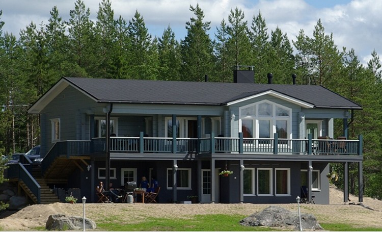 Finland holiday cottage ID-1238