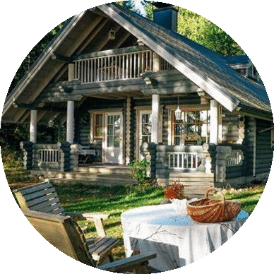 Cottage ID-1242 / Region: Punkaharju