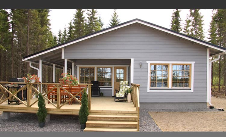 Finland holiday cottage ID-1601