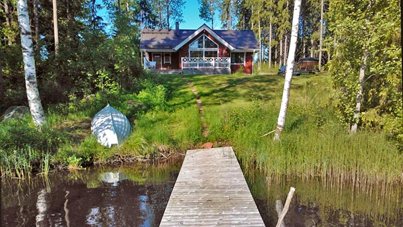 Finland holiday cottage ID-1722