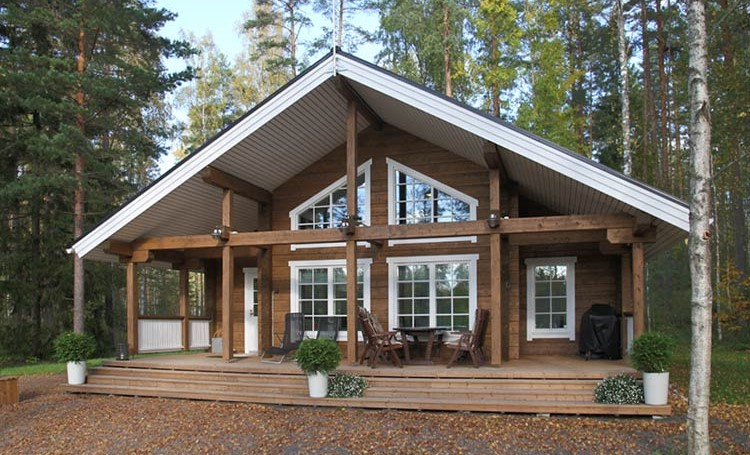 Finland holiday cottage ID-2015