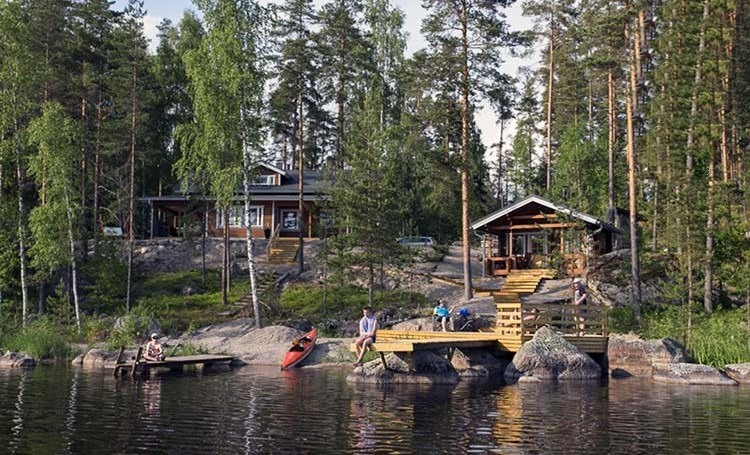 Finland holiday cottage ID-2017