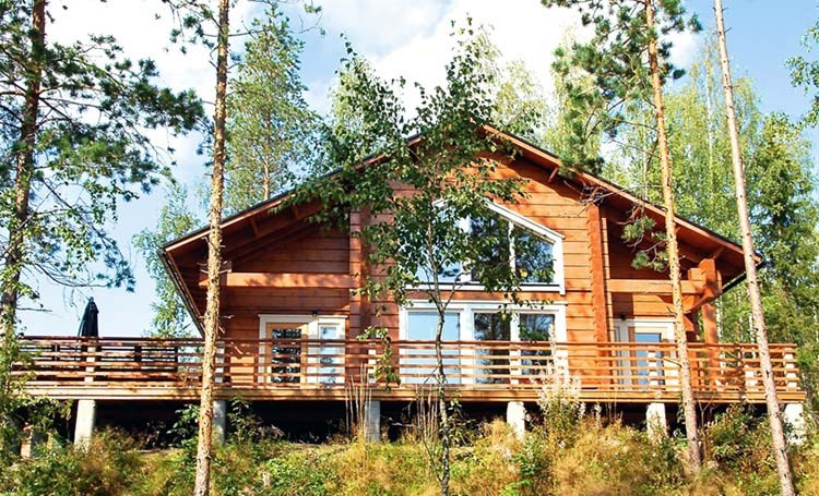 Finland holiday cottage ID-2138