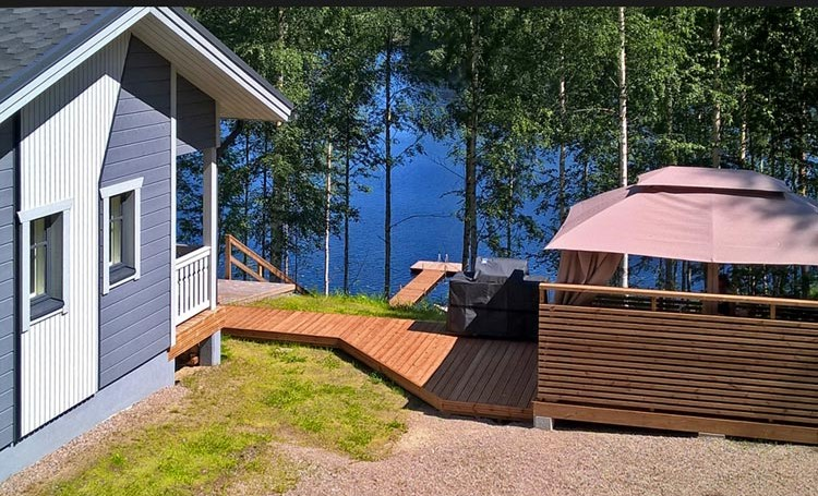 Finland holiday cottage ID-2176