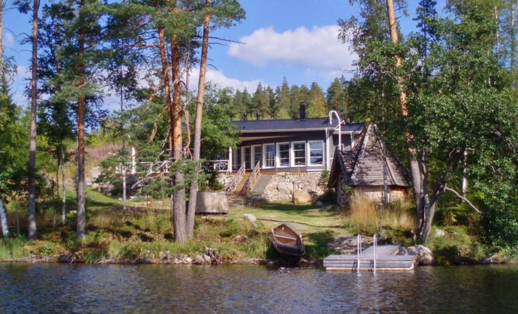Finland holiday cottage ID-2187