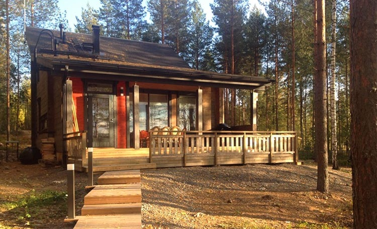 Finland holiday cottage ID-2269