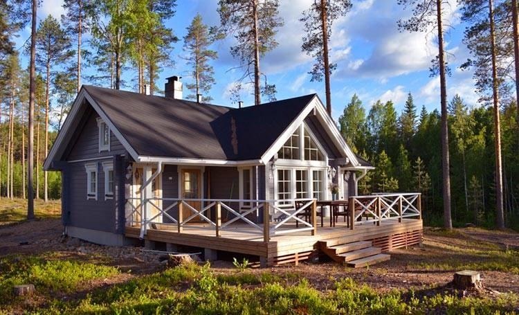 Finland holiday cottage ID-2341