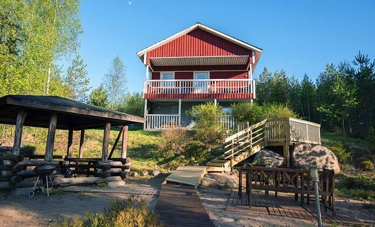Finland holiday cottage ID-494