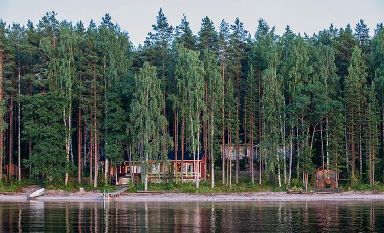 Finland holiday cottage ID-635