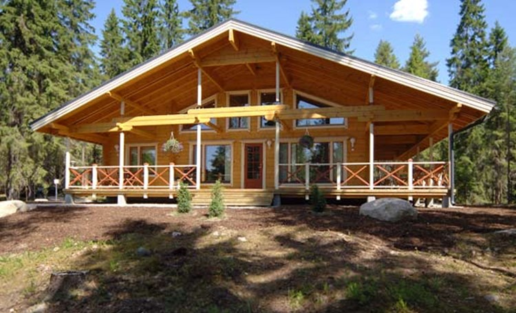 Finland holiday cottage ID-704