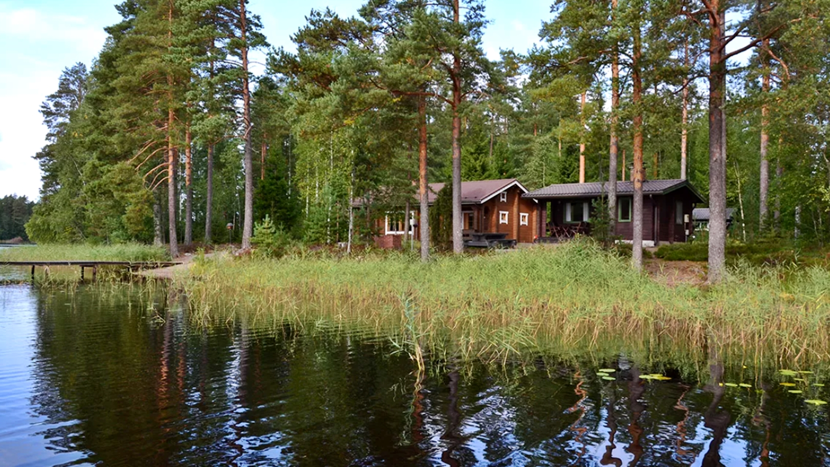 Finland holiday cottage ID-754
