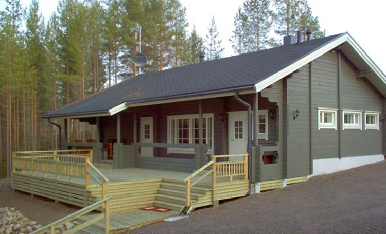 Finland holiday cottage ID-761