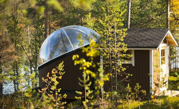 Finland holiday cottage ID-NellimIgloos