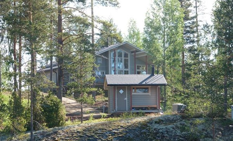Finland holiday cottage ID-OraviTallusniemi