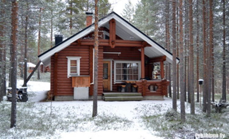 Finland holiday cottage ID-P0108