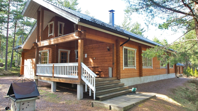 Finland holiday cottage ID-R012
