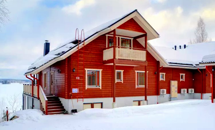 Finland holiday cottage ID-T0196