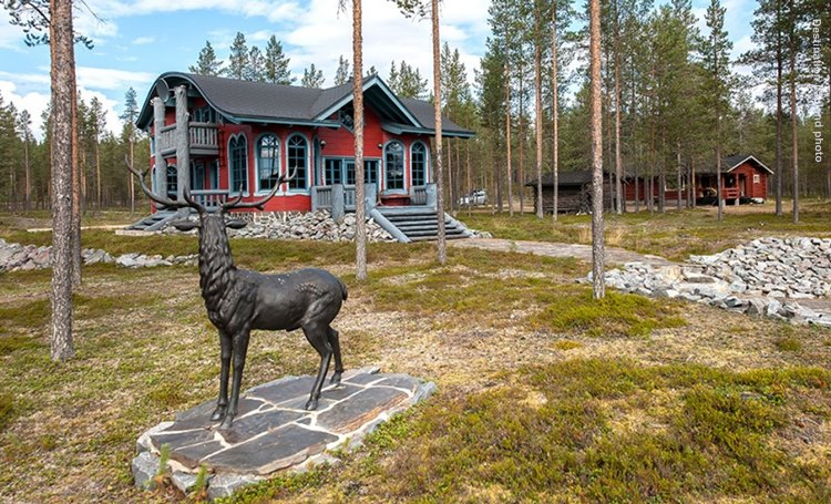 Finland holiday cottage ID-Y0145
