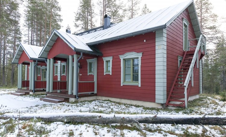 Finland holiday cottage ID-Y0190